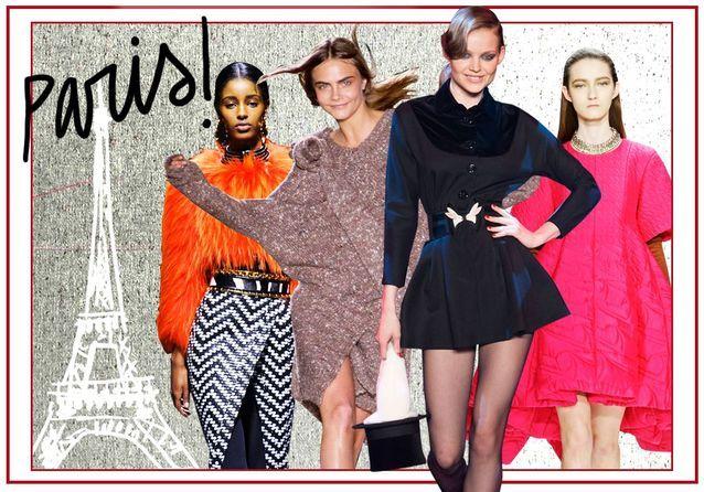 Ce qu'on a préféré pendant la Fashion Week de Paris