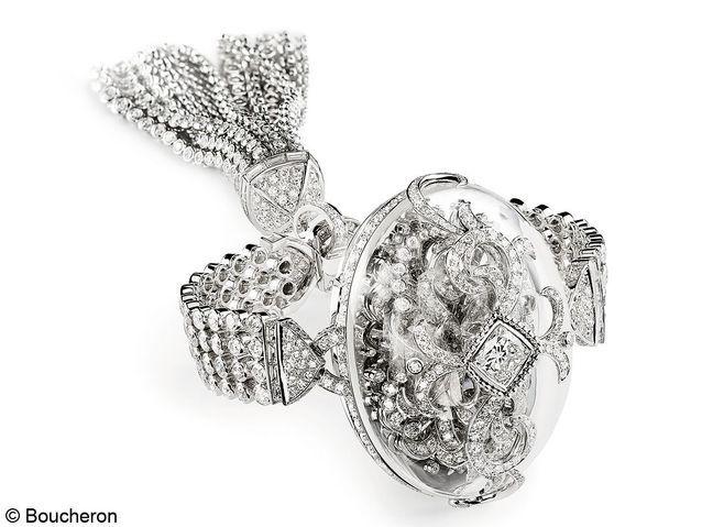 Boucheron nature de crista bracelet