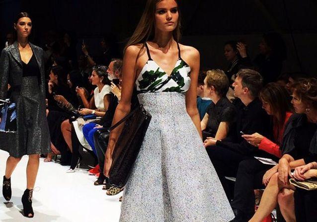 Il y avait quoi au défilé Dior à New York ?