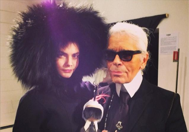Instagram: le meilleur de la Fashion Week