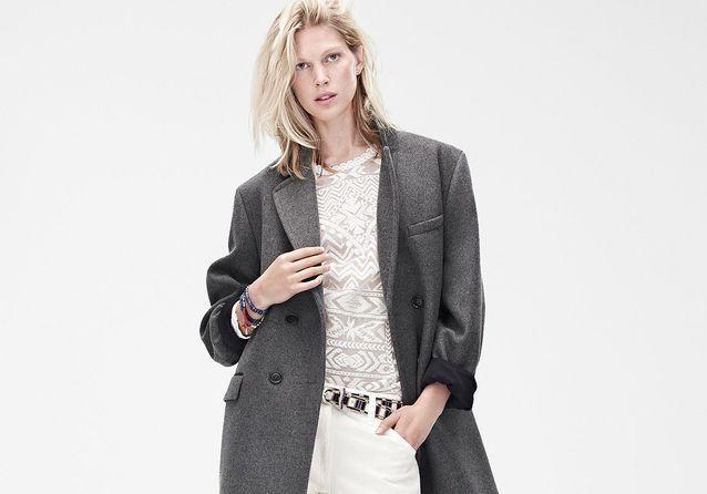 code promo modélisation durable Beau design Isabel Marant pour H&M : toute la collection femme dévoilée ...