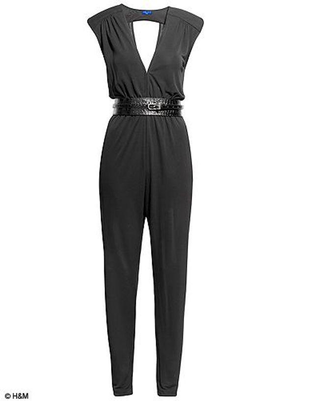 La combi-pantalon noire