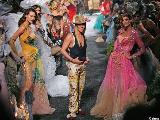 John Galliano chez Christian Dior : 15 ans d'excentricités