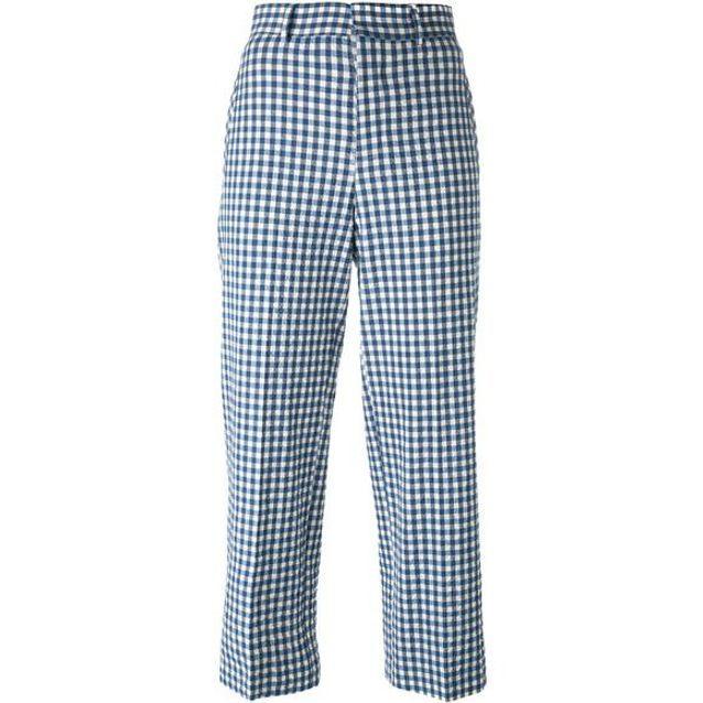 Pantalon imprimé Incotex