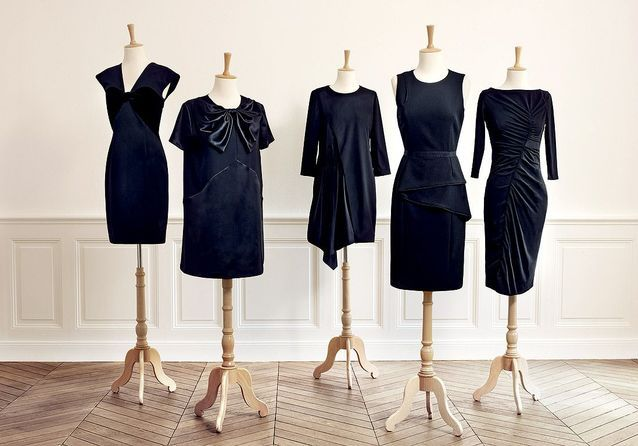 La Petite Robe Noire S Invite Chez Monoprix Elle