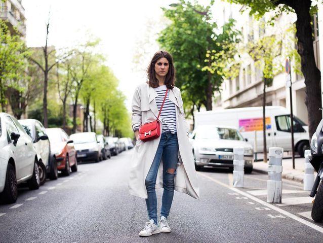 Marie-Aline Boussagol, assistante styliste mode ELLE.