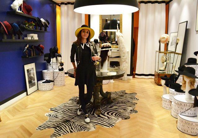 Laetitia Crahay nous ouvre les portes de la boutique Maison Michel