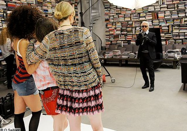 Le shooting des lectrices : making of !