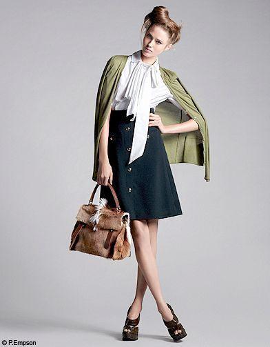 Mode shopping astuces accessoires details chic gilet cape