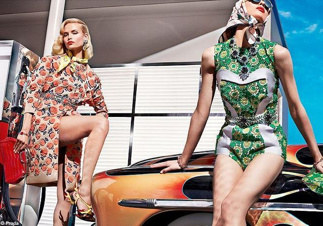 Les plus jolies campagnes de pub de l'été 2012