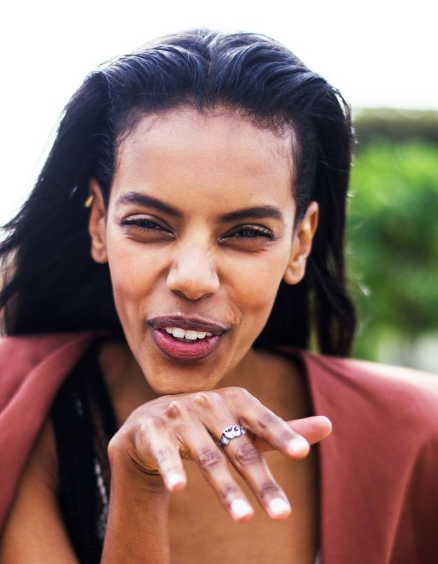 Grace Mahary, 24 ans, canadienne