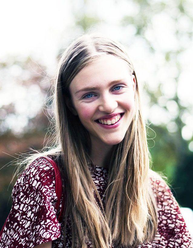 Hedvig Palm, 19 ans, suédoise