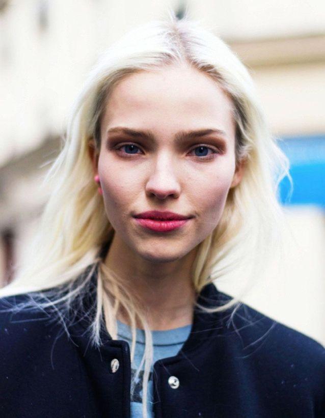 Sasha Luss, 21 ans, russe