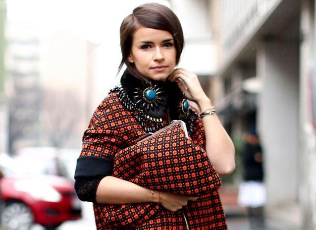 Miroslava Duma, l'excentrique chic
