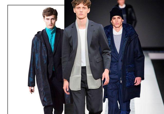 Les silhouettes de la Fashion Week homme qui nous inspirent
