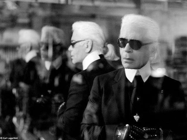 Mode elle aime lamode portfolio karl Lagerfeld