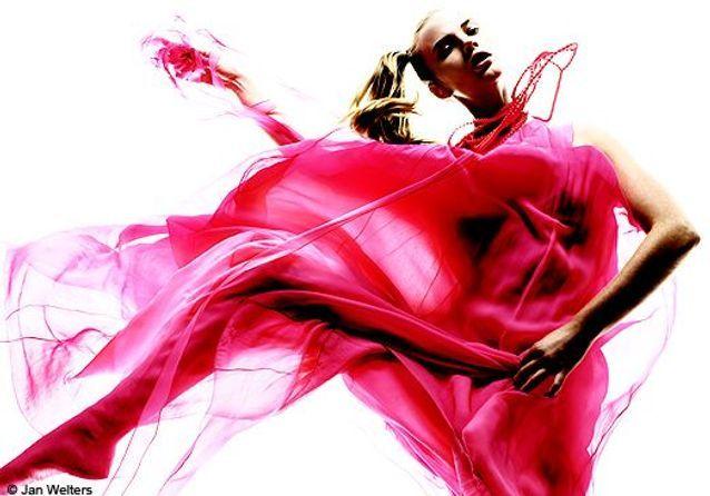 Red dingue du pink !