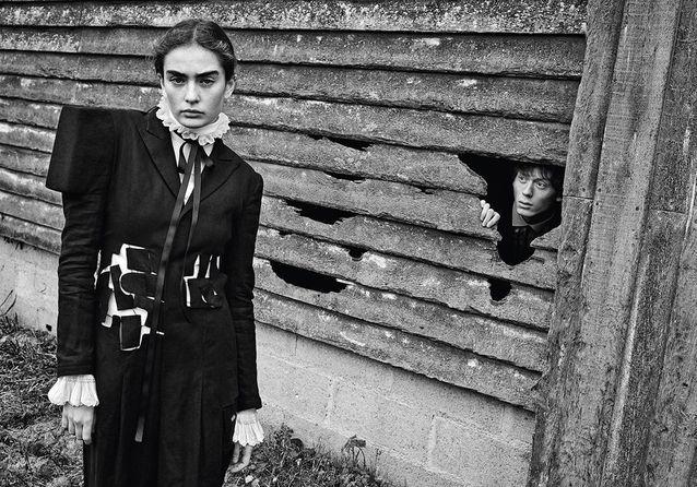 Série de mode : Inspiration Amish