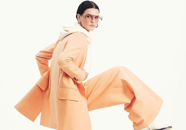 Série mode : vestes XXL, néobaggys, maxi-lunettes... L'appel du large