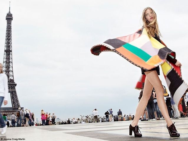 Mode tendance shopping look chaussure p190 191