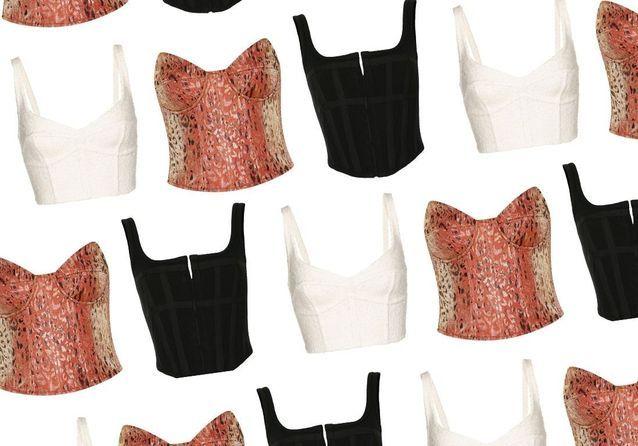 Tendance mode printemps : le corset revient dans la partie