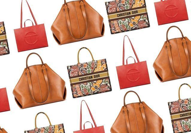 Tendance mode printemps : le sac oversized s'impose
