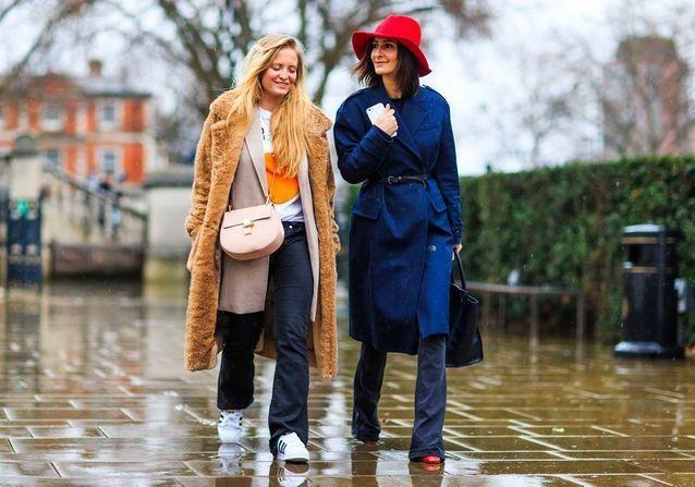 Comment s'habiller lorsqu'il pleut ?