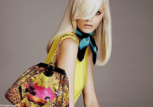 """""""Versace for H&M"""" : les images de la collection"""