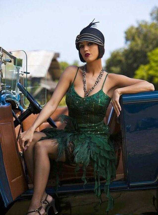 660267c45df Mode années 20 charleston - On s inspire de la mode des années 20 - Elle