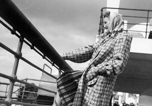 On s'inspire de la mode des années 30