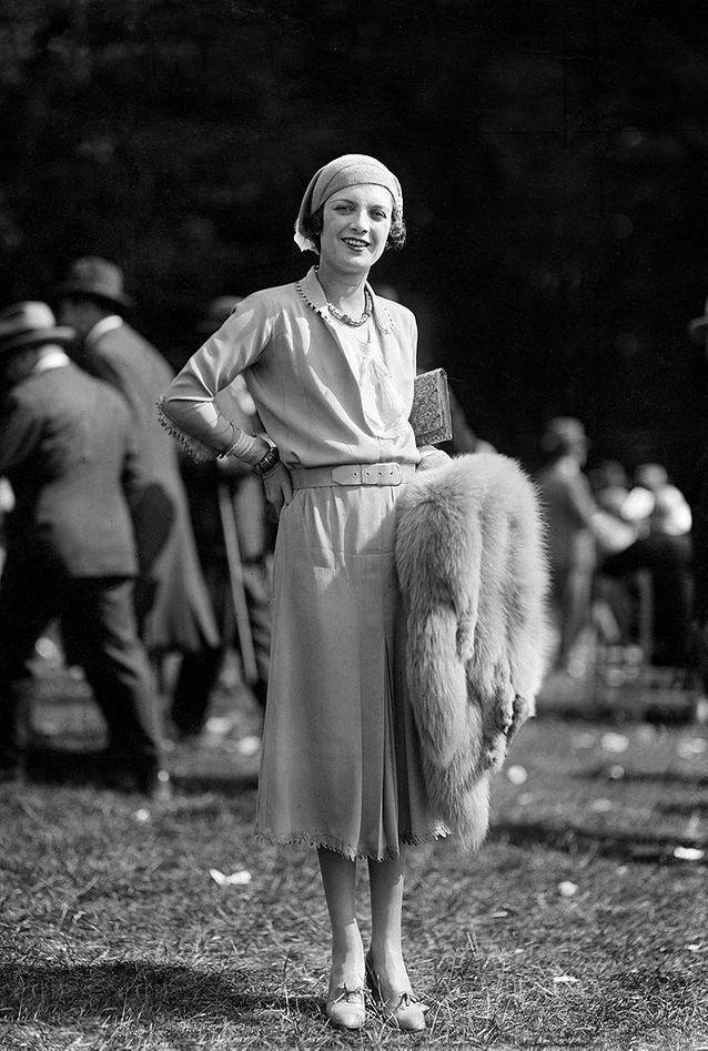 Mode années 30 accessoires