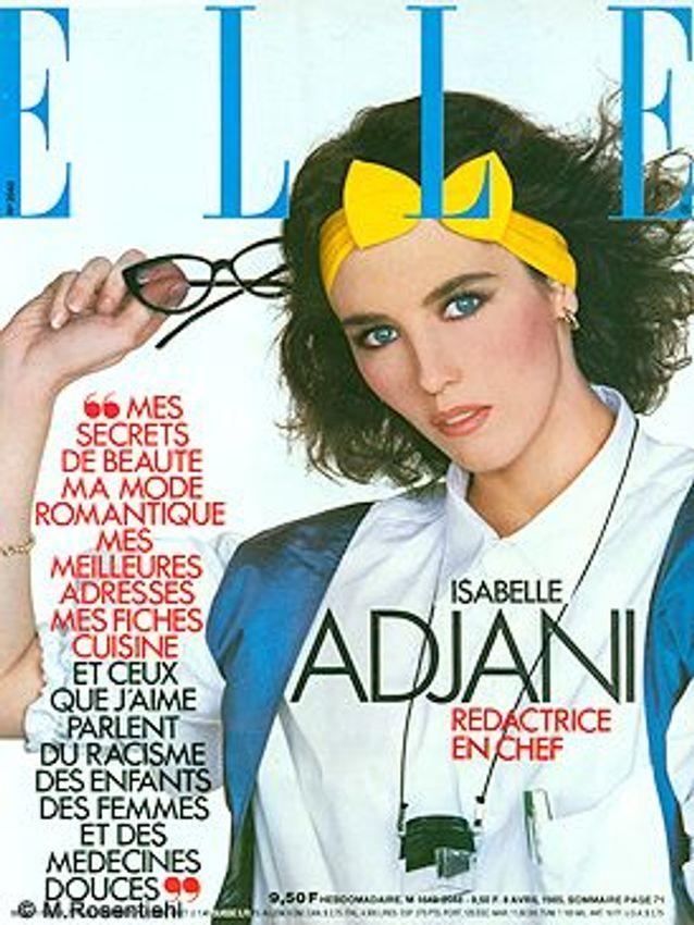 avril 1985 on s 39 inspire de la mode des ann es 80 elle. Black Bedroom Furniture Sets. Home Design Ideas