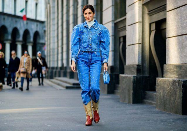 Blue jeans : 30 idées pour passer au total look