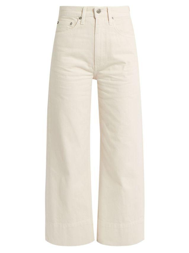 Jean beige Brock Collection