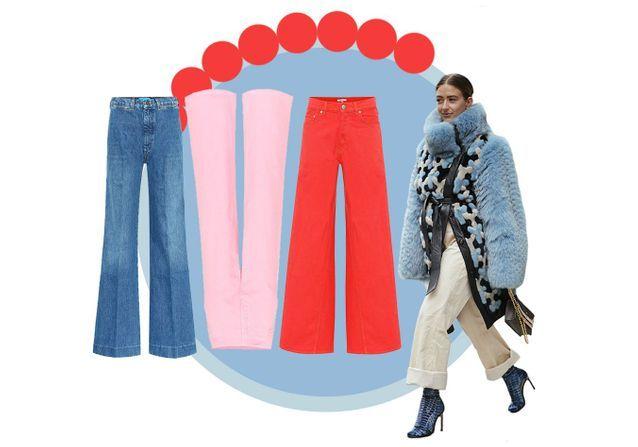 e6954ac7ad Jean taille haute : 30 jeans taille haute qui font des belles fesses ...