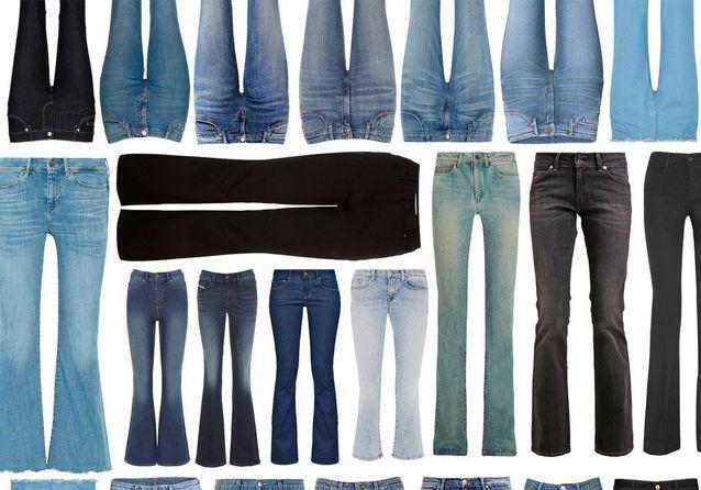 20 jeans bootcut pour allonger ses jambes