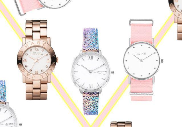 Les 8 montres mode de l'été
