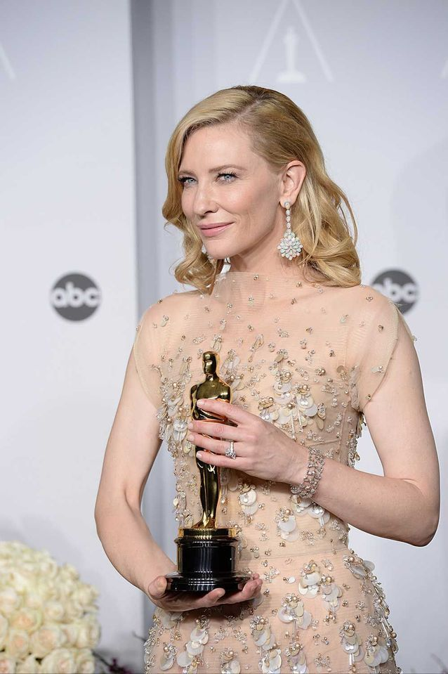 Cate Blanchett en 2014