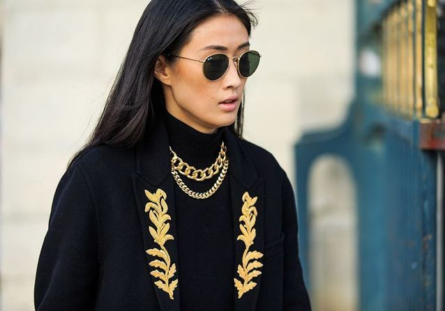 35 bijoux dorés pour illuminer son look