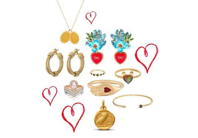 Saint-Valentin 2019 : ces bijoux qu'on rêve d'avoir