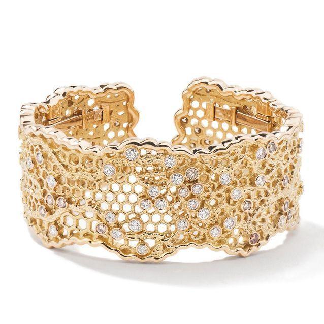 Bracelet diamant Aurélie Bidermann