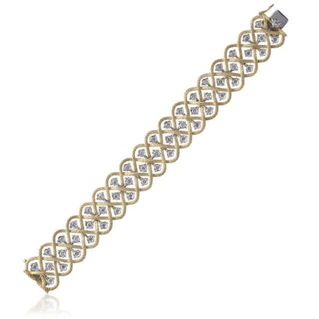 Bracelet diamant Buccellati