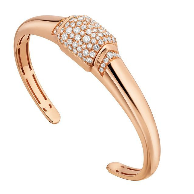 Bracelet diamant Bulgari
