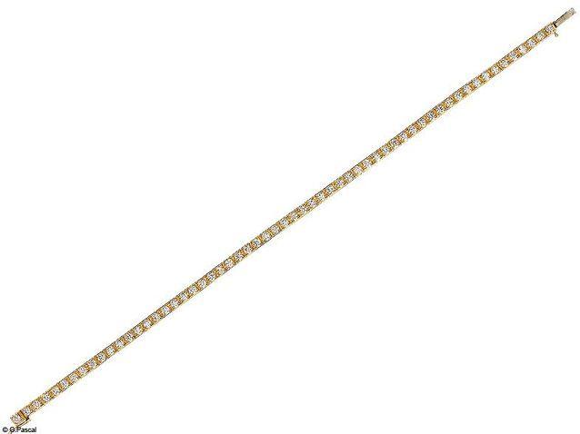Bracelet diamant Cartier