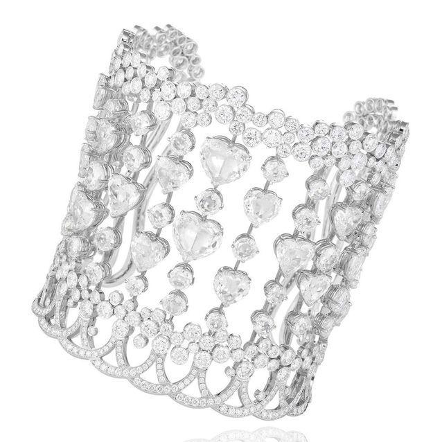 Bracelet diamant Chopard