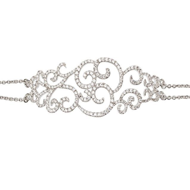 Bracelet diamant Vanessa Tugenhaft