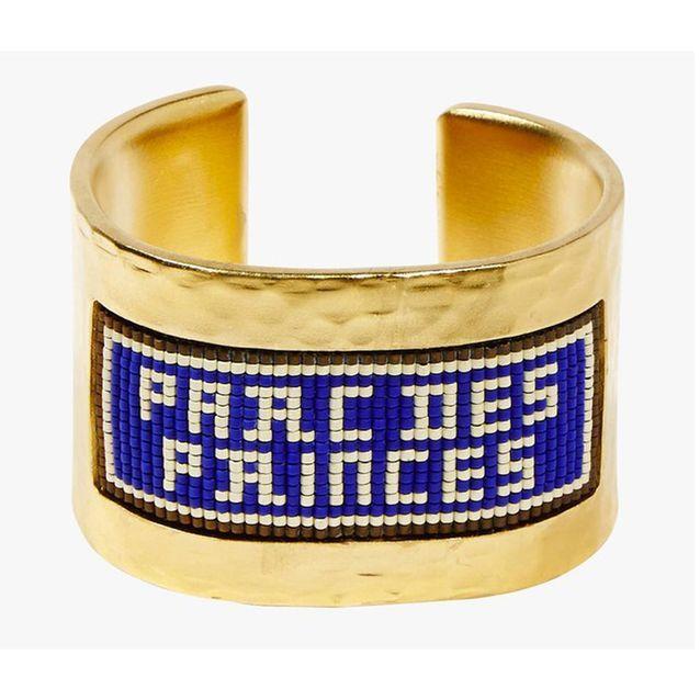 Manchette PSG x Le Bijou Parisien