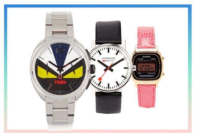 11 montres originales pour mettre du fun dans votre look