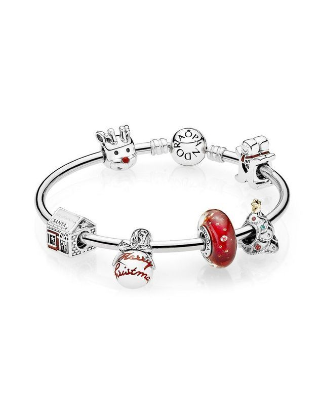 bracelet charmes pandora