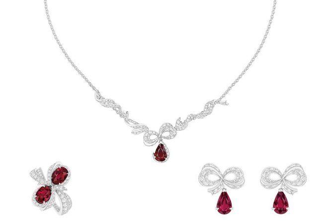 10 parures bijoux qui en jettent